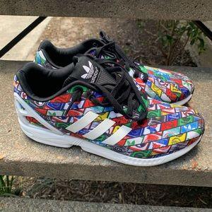 Adidas ZX Flux Sneakers EUC